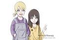 Inojin and Saki // 火影忍者