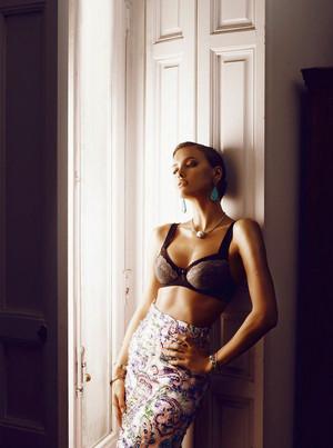 Irina Shayk for S Moda [May 2012]