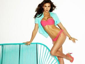 Irina Shayk for Suite Blanco [Summer 2012 Campaign]