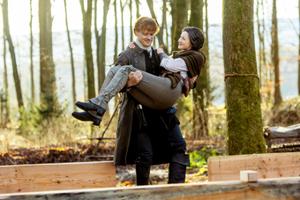 Jamie and Claire - Season 4