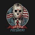 Jason Voorhees - friday-the-13th fan art