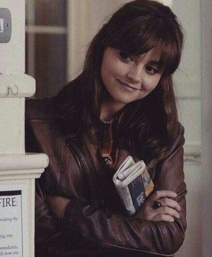 Jenna- Clara Oswald