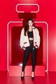 Jennie Visited CHANEL Red Museum at Gangnam Station - black-pink photo