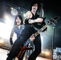 Jinxx and Ashley - black-veil-brides photo