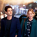 Joe and Beck icon - you-tv-series icon