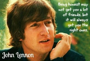 John Lennon quote 🌼