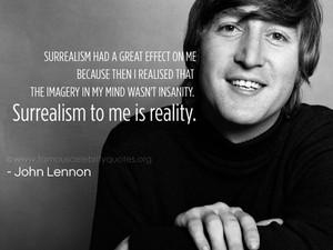 John Lennon Quote 🌼