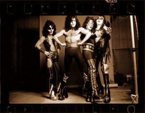 KISS ~Hollywood, California...August 18, 1974