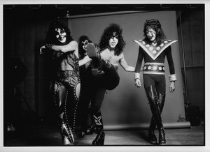Kiss ~Hollywood, California...August 18, 1974