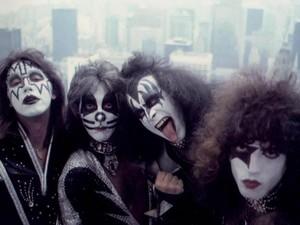 吻乐队(Kiss) (NYC) June 24, 1976