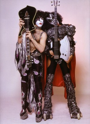 Kiss (NYC) May 22, 1980 ~Bravo Magazine