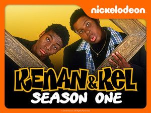Kenan and Kel Poster - Season 1