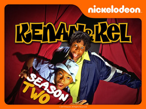 Kenan and Kel Poster - Season 2