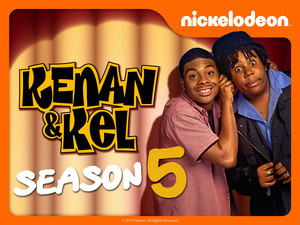 Kenan and Kel Poster - Season 5