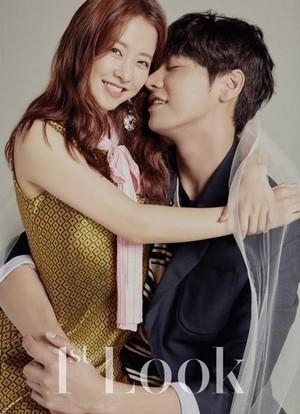 Kim Young Kwang and Park Bo Young