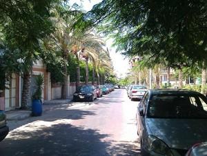 爱情 街, 街道 ALEXANDRIA EGYPT