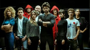 La Casa de Papel Season 3 Actors
