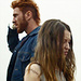 Laura Moon and Mad Sweeney icon - american-gods-tv-series icon