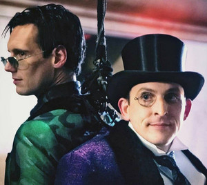 Leaked Nygmobblepot Pictures