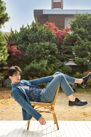 Lee Dong Wook @ GQ Korea