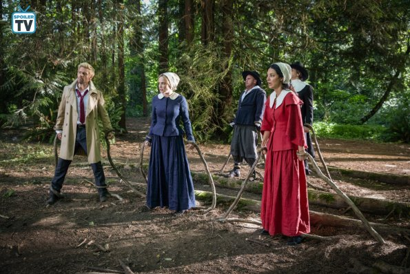 Legends of Tomorrow - Episode 4.02 - Witch Hunt - Promo Pics