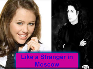 Like a Stranger in Moscow