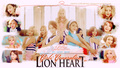 Lion Heart || Wallpaper - girls-generation-snsd wallpaper