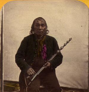 Little Bee (Chippewa Chief) Whitney - Zimmerman 1872-1890