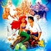 Little Mermaid - classic-disney icon