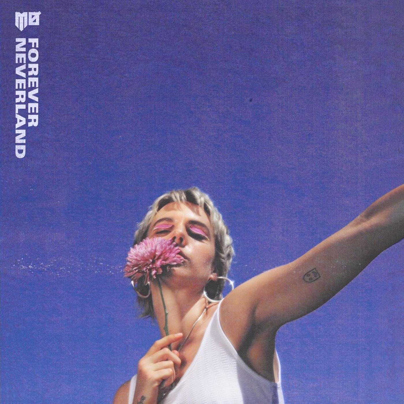 MØ - Forever Neverland album cover