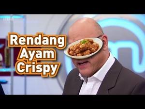 MEME RENDANG AYAM CRISPY