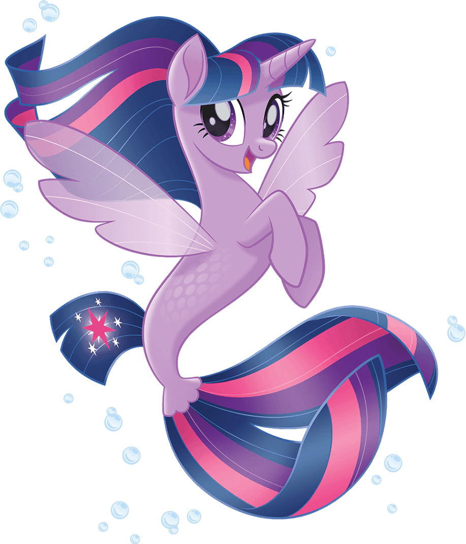 cd348d5e0 MLP The Movie Seapony Twilight Sparkle official artwork - My Little ...