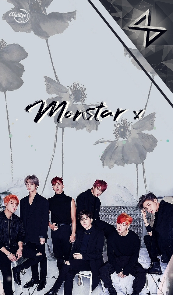 MONSTA X _SHOOT OUT #LOCKSCREEN