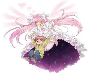 Madoka and Tatsuya