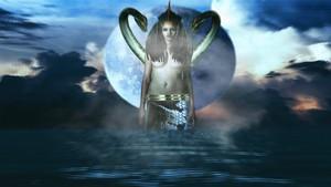 Mami Wata Igbo African Goddess Eke Idemiri Idemili SIRIUS UGO ART 4