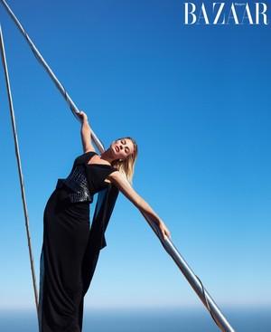 Margot Robbie - Harper's Bazaar Photoshoot - 2018