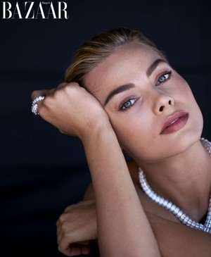 Margot Robbie - Harper's Bazaar Photoshoot - 2018