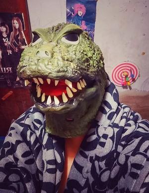 Mask of Godzilla