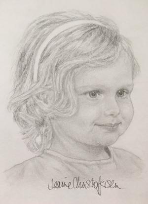 Mavi Amell - Drawing