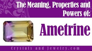 Meaning Of Ametrine