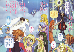 Mermaid Melody Comic
