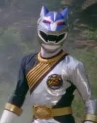 Merrick Morphed As The Lunar بھیڑیا Ranger