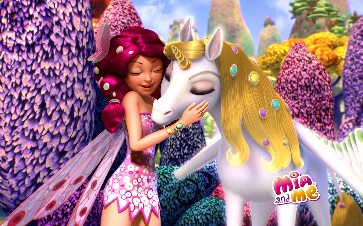 Emmatheunicron Queen Unicorn And Jessowey Images Mia And Me Hd