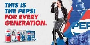 Michael Jackson Pepsi Image