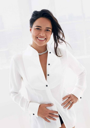 Michelle Rodriguez - Vogue Photoshoot - 2018