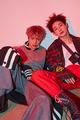 Minhyuk and Wonho