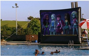 Monster High Electrified on Screen
