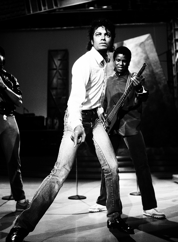 Motown 25 Rehearsal