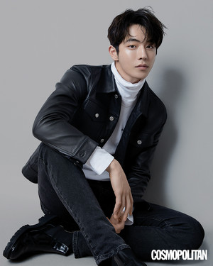 Nam Joo Hyuk @ Cosmopolitan Korea