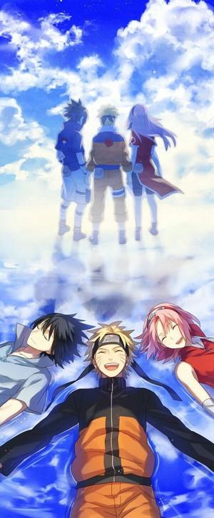 Naruto,Sasuke,Sakura